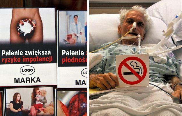Ich twarze zostały opublikowane na paczkach papierosów. Walczą o gigantyczne odszkodowania