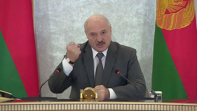 Białoruś. Prezydent Aleksander Łukaszenka nie zamierza ani ustępować, ani wypuścić więźniów politycznych