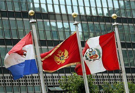 Czarnogóra została 192. członkiem ONZ
