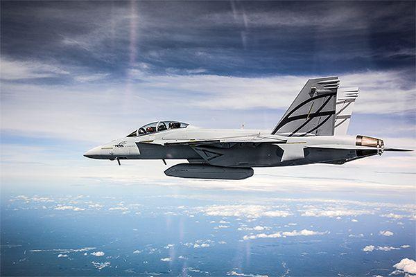 Advanced Super Hornet - amerykański myśliwiec w nowej odsłonie