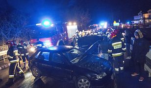 Pogoda utrudnia życie kierowcom na północnym wschodzie Polski. Trzy wypadki w woj. podlaskim