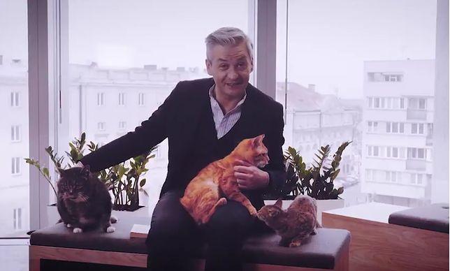 Prezydent Słupska zachęca do kociej adopcji