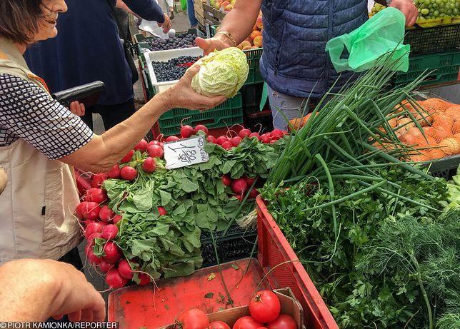 Warzywa i owoce są w tym roku wyraźnie droższe niż w poprzednim