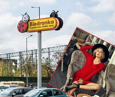 Nowość w ofercie Biedronki. Sukienki polskiej marki