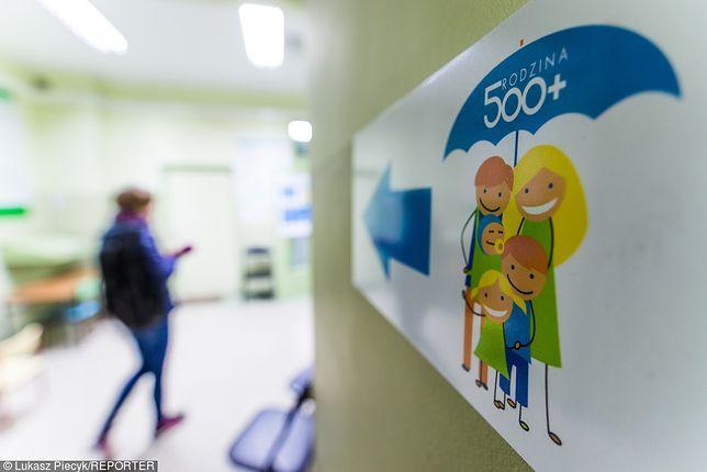 """""""500 plus"""" na pierwsze dziecko - wniosek 2019"""