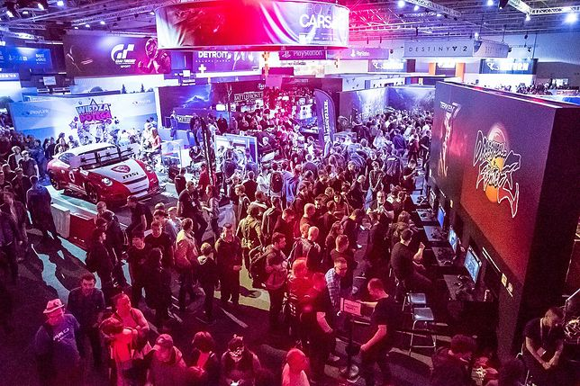 T-Mobile Warsaw Games Week / LifeTube Video Fest 2017 w ciągu weekendu odwiedziło prawie 34 000 osób