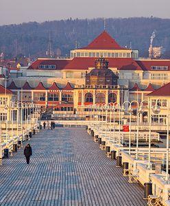 Molo w Sopocie. Jeden z najpiękniejszych europejskich pomostów