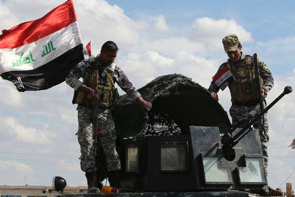 Amerykanie rozpoczęli naloty w pobliżu Tikritu