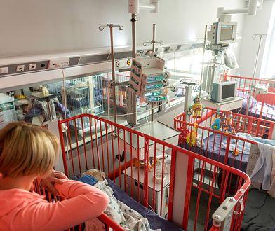 Szpital dziecięcy zapewnia, że chłopiec miał zapewnioną wszelką pomoc (zdjęcie ilustracyjne)