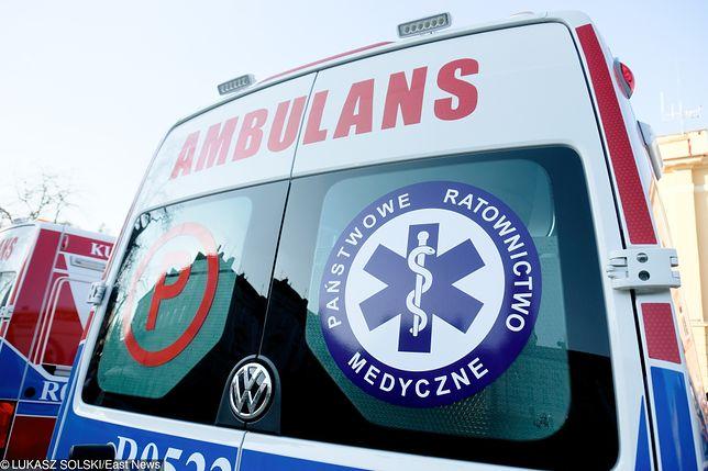 Zachodniopomorskie: wypadek na przejeździe kolejowym. 3 osoby są ranne