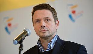 Koronawirus w Polsce. Warszawa. Rafał Trzaskowski mówi o sprzecznych sygnałach od rządu
