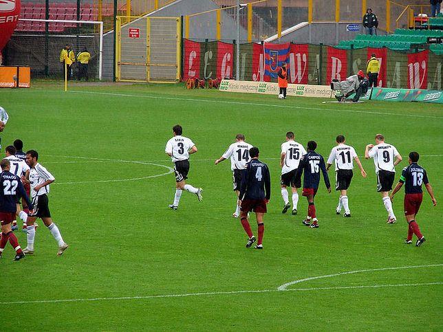Już w niedzielę Legia zagra z Borussią Dortmund!