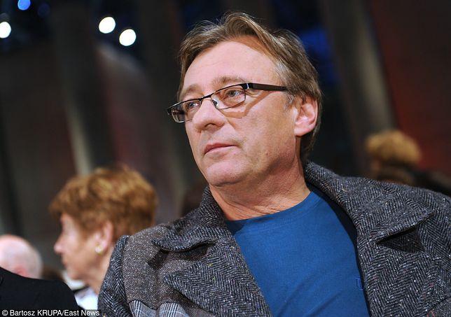 Na zdjęciu: Janusz Rudnicki