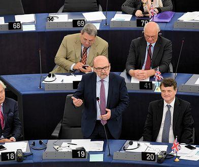 Ryszard Legutko, współprzewodniczący Europejskiej Grupy Konserwatystów i Reformatorów.