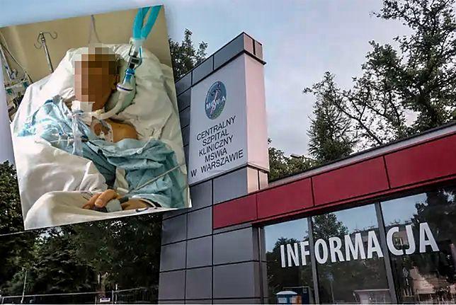 Córka pacjenta szpitala MSWiA drążyła sprawę przyczyn śmierci. Oskarża władze placówki o tuszowanie sprawy