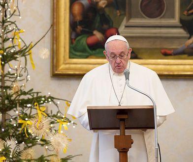 Koronawirus. Papież Franciszek zaszczepiony przeciw COVID-19