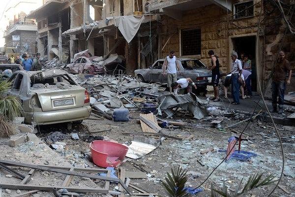 USA, Rosja i ONZ wznowią romzmowy w sprawie Syrii