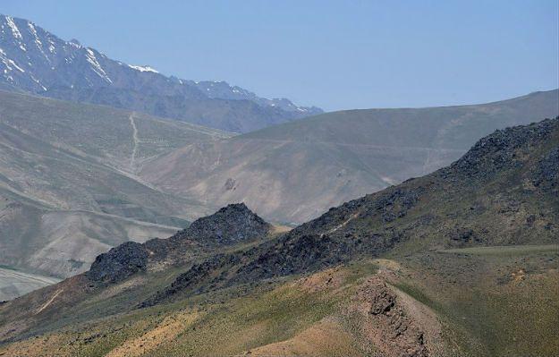 Góry Hajigak w Afganistanie, największy rezerwuar rud żelaza w kraju