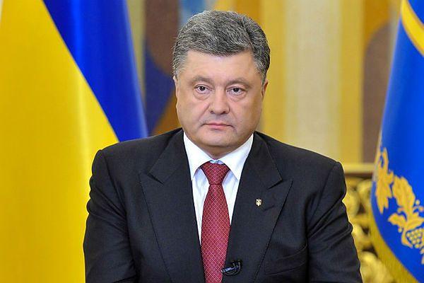 Ukraińcy zdecydują o strukturze swojego państwa? Poroszenko nie wyklucza referendum