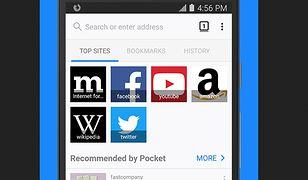 Co dalej z Firefoksem na Androida?