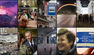 Najważniejsze wydarzenia 2014 roku w Warszawie
