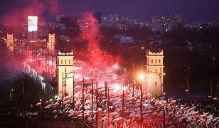 Ile osób brało udział w Marszu Niepodległości? Rozbieżne dane policji i stołecznego ratusza