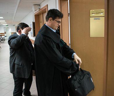 Proces przesunięto na 21 maja