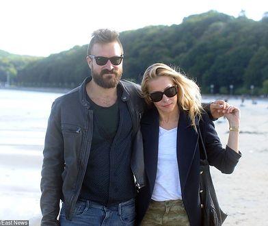 Piotr Stramowski i Kasia Warnke są szczęśliwym małżeństwem