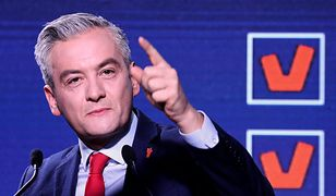 Robert Biedroń. Bez niego odsunięcie Jarosława Kaczyńskiego od władzy jest niemożliwe.