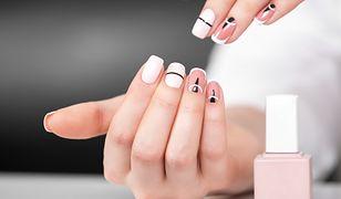 Delikatne paznokcie pasują do każdej stylizacji