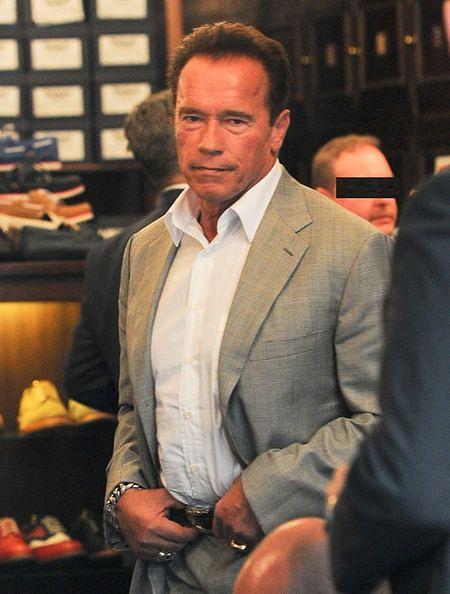 Arnold Schwarzenegger znalazł sobie nową dziewczynę?