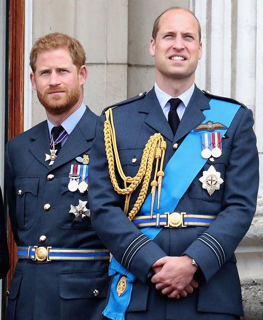 Książę Harry otrzyma większy spadek po Elżbiecie II niż William