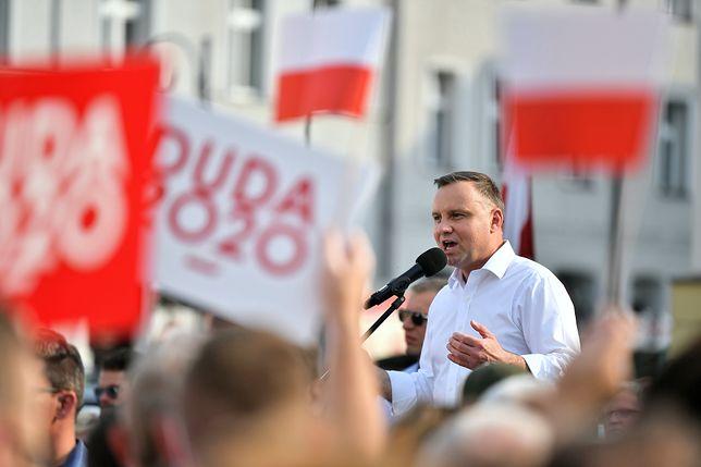 Andrzej Duda o LGBT: Próbuje nam się wmówić, że to ludzie, a to ideologia
