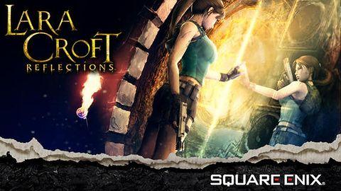 Lara Croft: Reflections to... karcianka