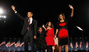 Malia i Sasha Obama: stylowa rewolucja prezydentówien