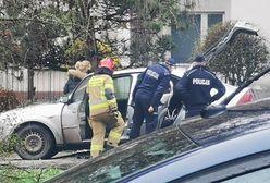 Dolny Śląsk. 36-latek ze złości podpalił auto byłej partnerki