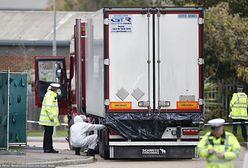 Wielka Brytania. Śmierć 39 osób w ciężarówce w Essex. Policja aresztowała trzy osoby