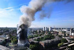 Wstrząsające wyniki kontroli po tragicznym pożarze w Londynie. 27 wieżowców nie spełnia standardów