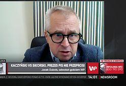 Kaczyński vs Sikorski. Mecenas Jacek Dubois: zlecimy przeprosiny w imieniu prezesa PiS