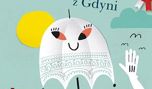 Koronkowa parasolka z Gdyni. Opowieść o mieście