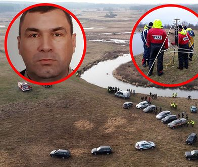 Tragiczny finał poszukiwań radnego z Terespola. Z rzeki Krzna wyłowiono ciało