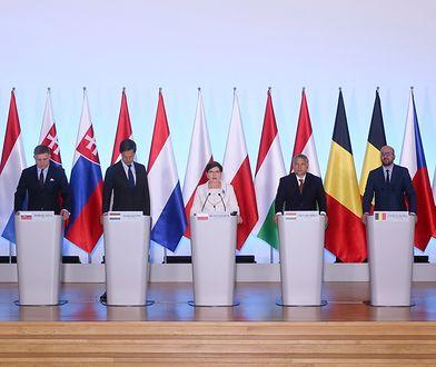 """Nowy sojusz w Europie? """"To nie jest odpowiedź na oś Berlin-Paryż"""""""