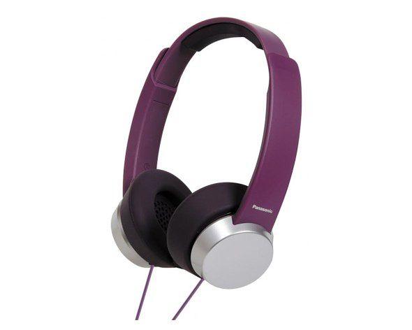 Słuchawki Panasonic z serii HXD