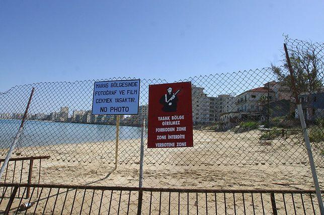 Warosia - opuszczona dzielnica Famagusty