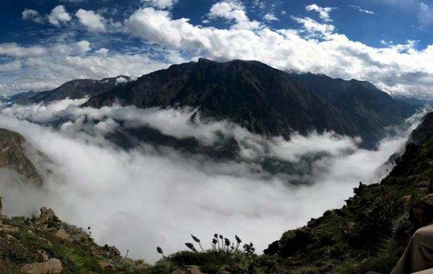 Kanion Colca: jedno z najważniejszych odkryć geograficznych XX wieku