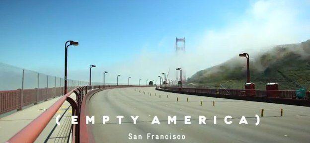 Tak wygląda opustoszałe San Francisco