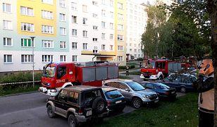 Ponad 1000 osób ewakuowanych z trzech bloków