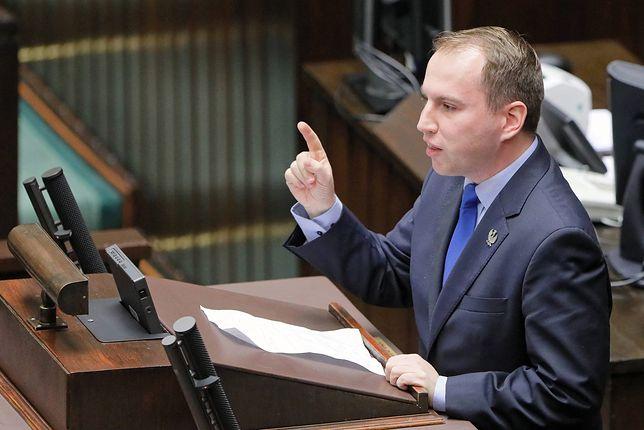 Adam Andruszkiewicz w Sejmie