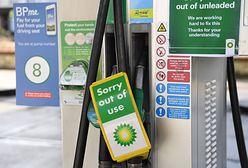 Nieoczekiwany skutek Brexitu. Żołnierze będą dostarczać paliwo na stacje benzynowe