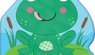 Książeczki kąpielowe: Mała Żabka
